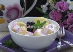 Подавайте со сметаной или йогуртом
