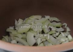 Слегка обжарьте на растительном масле