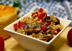 Подавайте с салатом или свежими овощами