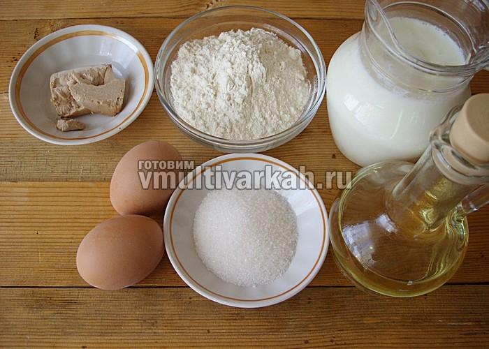 Рецепт пирога с вишней
