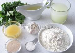 Подготовьте ингредиенты