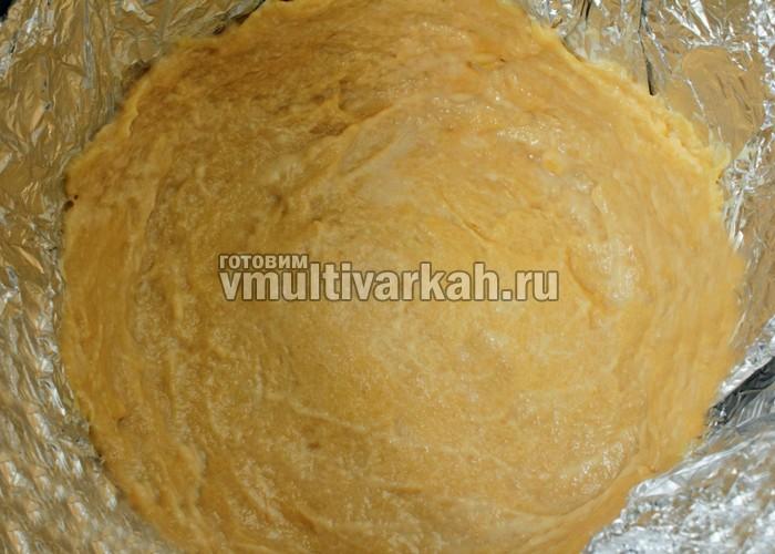 Песочное тесто в мультиварке