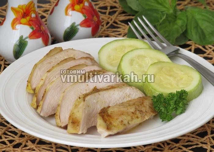 Грудка куриная на пару в мультиварке — рецепт с фото пошагово. Как приготовить куриное филе на пару в мультиварке?