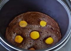 Пеките пирог 1 час в режиме Выпечка
