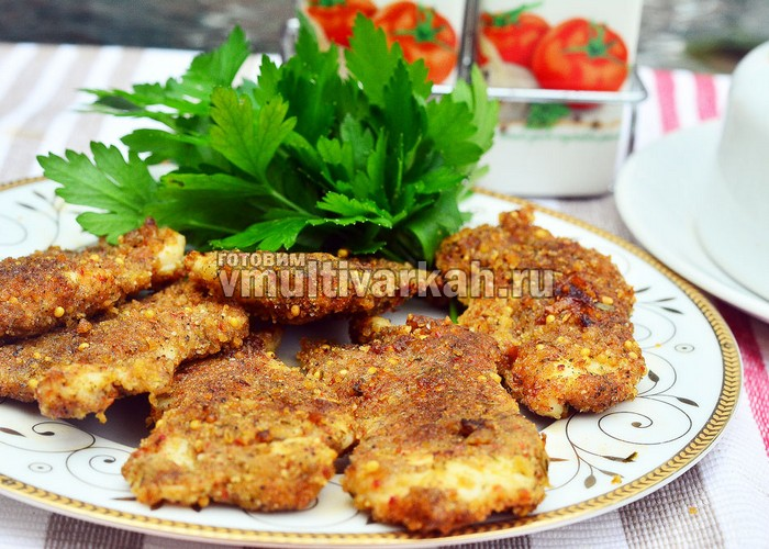 куриное филе в мультиварке панасоник 18 рецепты