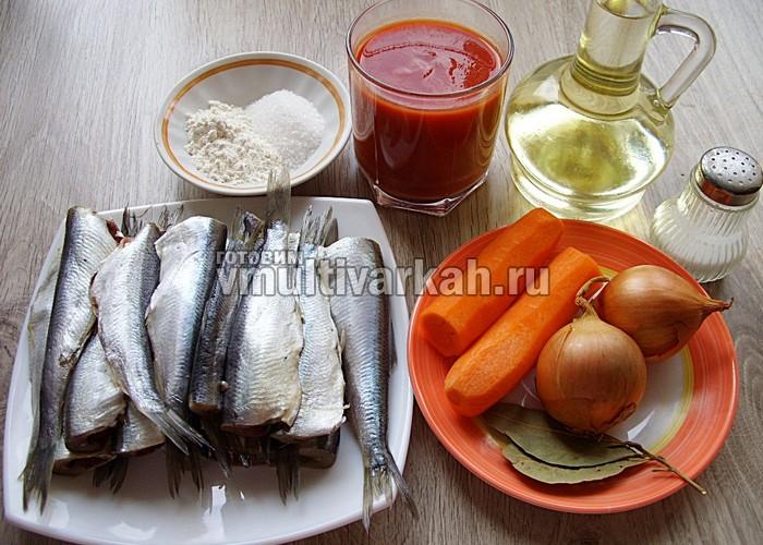 Килька в томатном соусе - рецепты в домашних условиях - Девичник 52