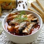 Готовим вкуснейшие консервы в мультиварке: килька в томатном соусе (home.cookery.vmultivarkah) : Рассылка : Subscribe.Ru