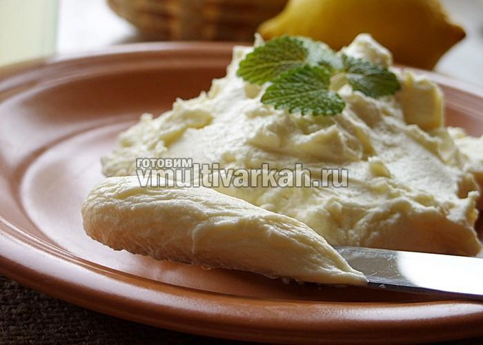 сыр маскарпоне в мультиварке рецепт