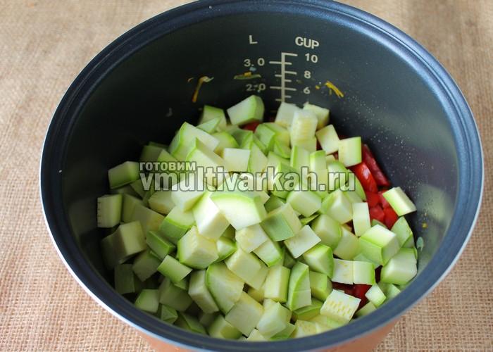 Как приготовить диетические кабачки