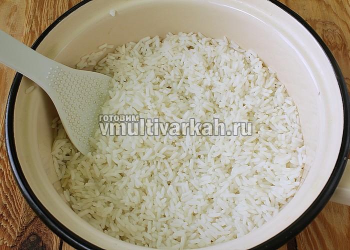 рис о овощами по китайски