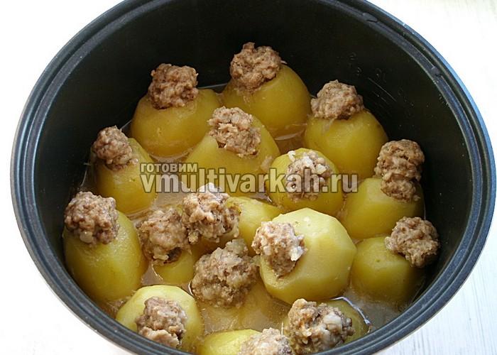 Что приготовит из картофеля в мультиварке